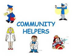kids-lessons-our-community-helpers by schoolapple.com via Slideshare