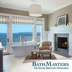 Let your next great escape be to your master bath. Achieve that dream with BathMasters.