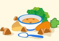Receitas de papinhas salgadas super nutritivas - Bebê.com.br