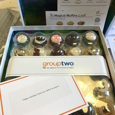 Thank you to our friends at @grouptwoadvertising for the cute Christmas  sweets! We are thankful for your partnership. #iveyhomes #advertising #christmas Ivey Homes is a local Augusta GA home builder. Homes from the Low $100's to custom.