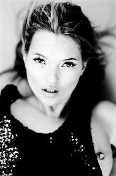 Kate Moss by Ellen von Unwerth