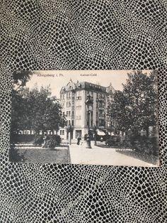 Ak Königsberg Kaiser-Café 1914 Ansichtskarte in Sammeln & Seltenes, Ansichtskarten, Ehemalige dt. Gebiete, Ostpreußen