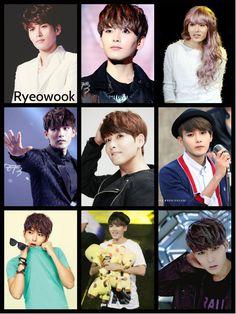 Super Junior -  RYEOWOOK