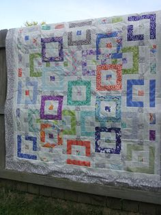 Good Fortune quilt top by tealfalcon from the quiltingboard.com