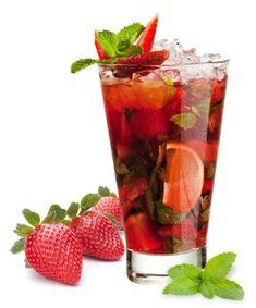 Daily's Cocktails | Strawberry Mojito