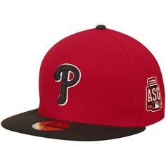 newest 6247f 3b687 New Era Philadelphia Phillies Red Black 2015 MLB All-Star Game Home Run  Derby