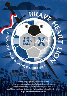Athletic Champions www.thelionsball.com
