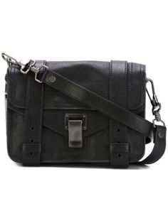 Shop Proenza Schouler mini 'PS1' crossbody bag in Wise Boutique from the world's best independent boutiques at farfetch.com. Shop 400 boutiques at one address.