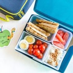 Breakfast-for-Lunch Bento for Kids - EatingWell.com