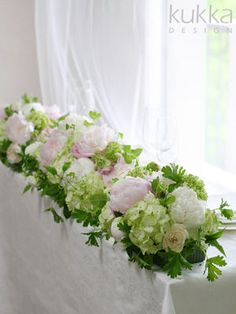 【ウェディング】ピンクのおしゃれなテーブルコーディネート・装花集【結婚式】 - NAVER まとめ