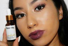 Gorgeous glow with our Lumilixir serum! @thekristylee  - www.mabelandmeg.co