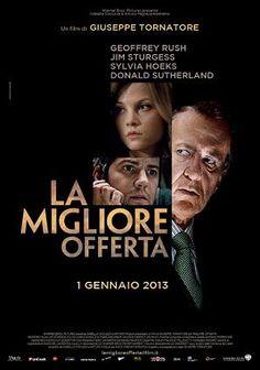03.01.2015: The Best Offer (2013) - Giuseppe Tornatore