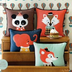 Cushions ferm living.