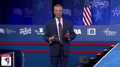 UKIP Nigel Farage Speaks At The CPAC 2017 Conference [24/2/17]
