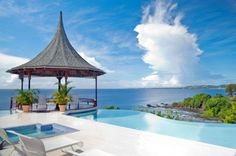 Incredible holiday villas with beautiful swimming pools