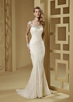 ROMANCE by Nicole Spose 2015 Wedding Dresses Collection #NicoleSpose #2015WeddingDresses