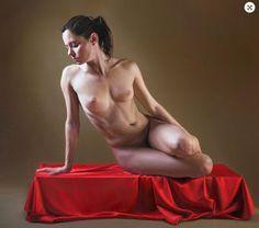 Pintura y Fotografía Artística : Desnudos artisticos al óleo de Luciano Ventrone y Javier Arizabalo