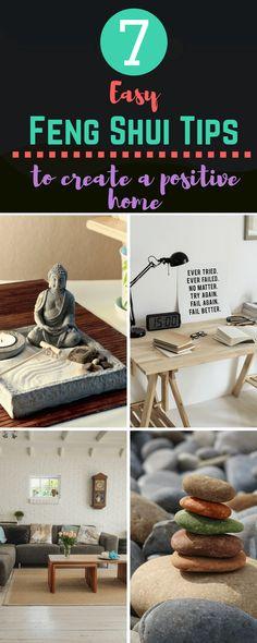 easy feng shui tips