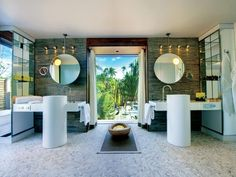 The Brando is a luxury resort located on the French Polynesia private atoll Tetiaroa which is located 30 miles north...