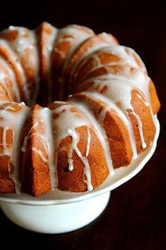 Ginger Ale Pound Cake