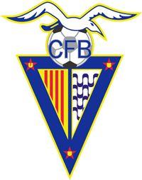CF Badalona (Spain) Soccer Logo, Soccer Teams, Football Team, Sports Clubs, Badges, Herb, Patches, San, Logos