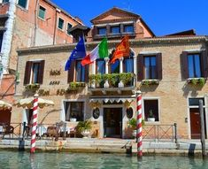 ITALY (Venice) -  If you're looking for a hotel just outside the main drags of Venice, this is where you should crash. The small and personal Ai Mori d'Oriente Hotel is located in the Cannaregio quarter with tucked away restaurants and hidden little squares.