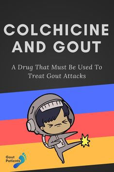 We all know that #gout attacks are a huge issue and they last so long that we lose track of time. During an attack, our life is miserable and painful, obviously. But, #colchicine and gout are something you must be aware of, as I will explain in the content below.