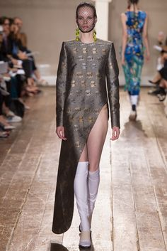 Maison Martin Margiela Fall 2014 Couture - Runway Photos - Vogue