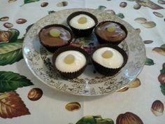 Pirottini di cioccolato fondente!!!