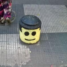 #RIU #rj #arteurbana #urbanart #playmobil #botafogo #grafite #artederua