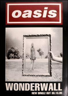 Oasis Wonderwall CD cover