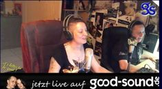 LIVE #OntheAir from Germany: It's Jana & Ralf, the ChaosDuo, on Good-Sound.de! Thanks for playing our music! #NowPlaying #TheSweetestCondition  Go to http://good-sound.de/tapp/index/4718 and hit the Flash button for the live video feed!