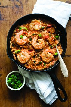 Sausage and Shrimp Jambalaya