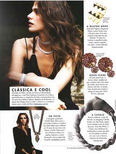 Revista Harper's Bazaar Brasil - 01/08/2015