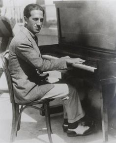 George Gershwin, most amazing composer ever... Rhapsody In Blue, An American in Paris, Cuban Overture... The list goes on. I love the contrast his music has- it creates many different moods.
