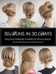 30 Buns in 30 Days ebook