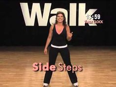 Leslie Sansone: Walk Your Belly Flat Walking Training, Walking Exercise, Walking Workouts, Dance Exercise, Fitness Diet, Yoga Fitness, Fitness Motivation, Leslie Sansone, Belly Fat Burner Workout