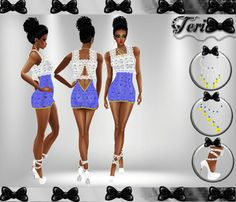 ✿ ¸. • * ¨ * • ☆Just out of Peer!☆ ¸. • * ¨* • ✿  ✮SPRING BEAUTY DRESS BUNDLE: http://www.imvu.com/shop/product.php?products_id=24117934  *Comes with dress, necklace, earrings, and heels  **Hair available in soft black.  ✿My Full Catty: http://www.imvu.com/shop/web_search.php?manufacturers_id=95572994  ✿☆ ¸. • * ¨ * • ☆Just out of Peer ☆ ¸. • * ¨* • ☆✿