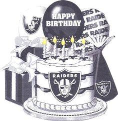 Raider Birthday wish