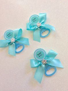 Corsage For Teacup Baby Shower For Mom To Be To Wear. | Craft Ideas |  Pinterest