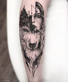 "Find the tattoo artists and the perfect inspiration to your tattoo. - É ""eita atrás de eita"" Braseel! Tattoo Bicep, Leg Tattoos, Body Art Tattoos, Sleeve Tattoos, Tattoos Skull, Tattoo Ink, Fish Tattoos, Wolf Tattoo Design, Tattoo Designs"