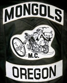 OUTLAW BIKER GANGS: Mongols MC