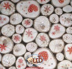 Ubrousky vzory - nařezané dřevo - Decoupage, ubrousková technika, dřevěné…