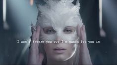 Sia - Freeze You Out LYRICS | The Huntsman - Winter's War (2016) [HD]