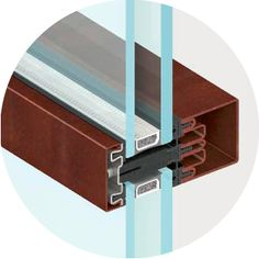 Steel Curtain Wall System • Thermally Broken Steel USA