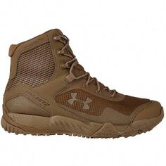 e6c3565ba4849 Valsetz RTS Coyote Brown Tactical Boots by Under Armour  hikingbootsideas  Tactical Gear