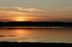 Sunset over the Baltic from Oravais, Finland Water 3, See It, Ancestry, Finland, Father, Dreams, Sunset, Places, Outdoor