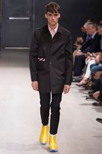 Raf Simons Spring 2014 Menswear Collection on Style.com: Complete Collection