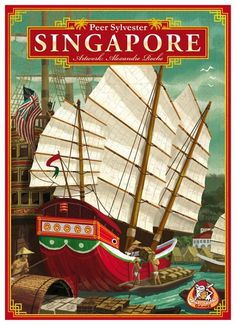 Singapore - board game cover
