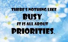 Výsledek obrázku pro priority management quotes